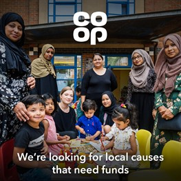 Millions Available to Local Causes through Co-op Local Community Fund