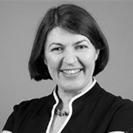 June-O'Sullivan - CEO of the London Early Years Foundation