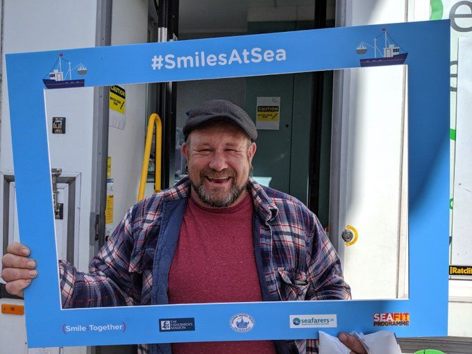 Smile Together Publish Impact Special Edition for #SmilesAtSea 2019