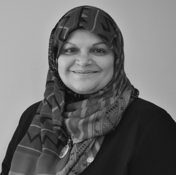 Sabira Kanji, Director of Corporate Services and Finance