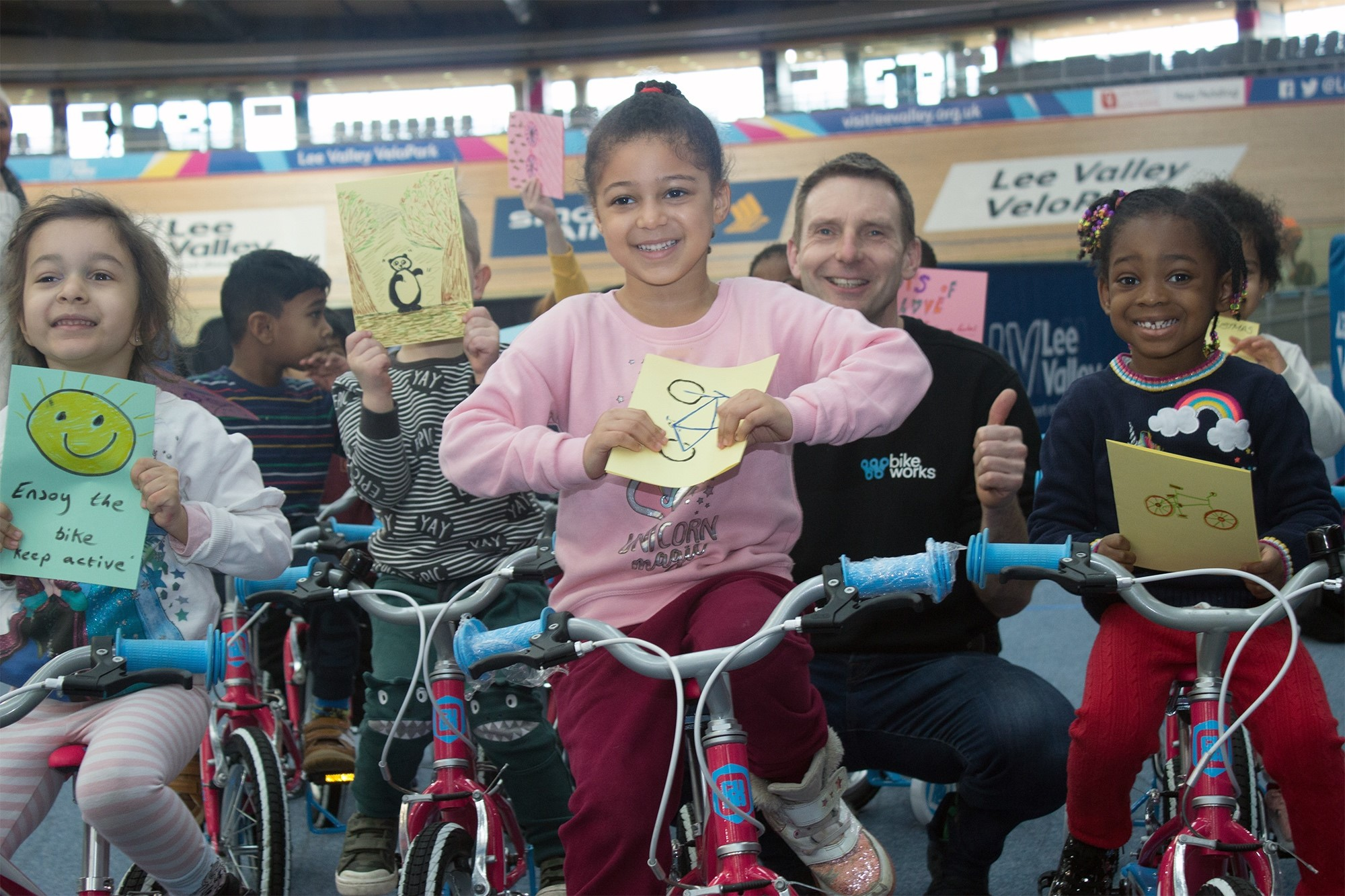 Two of London's Most Successful Social Enterprises Call for the Mayor and TfL to Keep Children Active by Introducing Bicycle Scheme Across All London's Nurseries