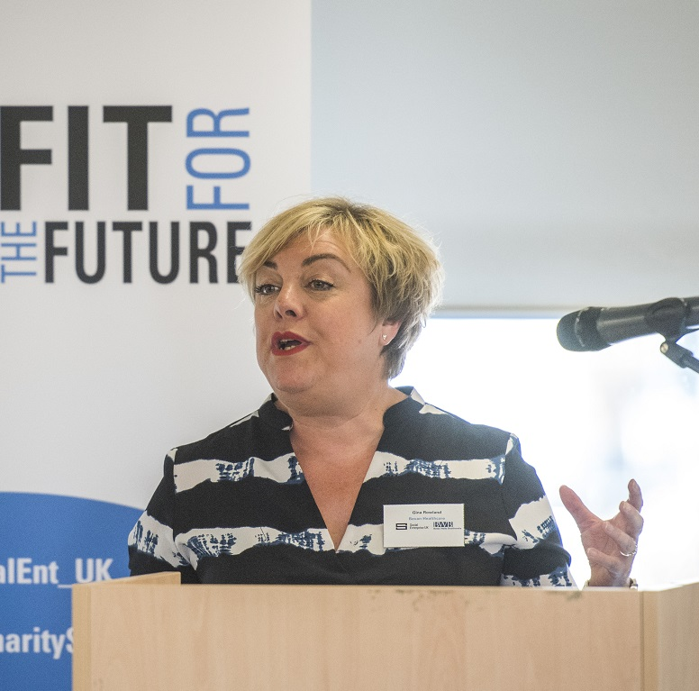 Voices from the Sector - Gina Rowlands