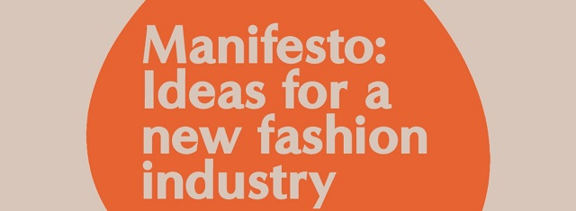 Birdsong manifesto for a new fashion industry edit